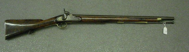 A Percussion Military Carbine
