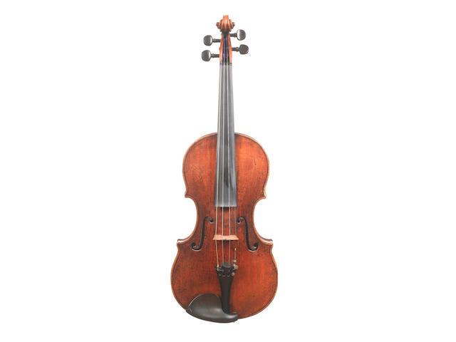 An Italian Violin by Jacobus Cordanus, 1719