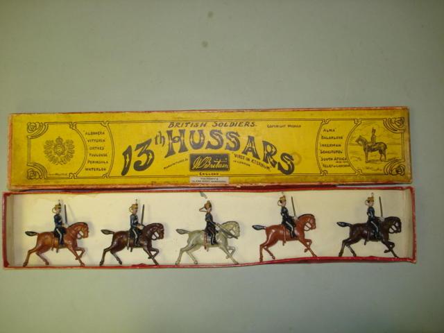 Britains set 99, 13th Hussars 5