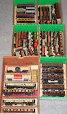 Trix Twin Railways a large collection of assorted rolling stock and accessories qty