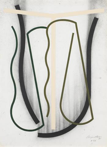 Nigel Hall RA (British, born 1943) Drawing No. 470', 1985
