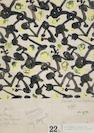 Graham Sutherland O.M. (British, 1903-1980) Textile design