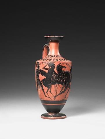 An Attic black-figure lekythos