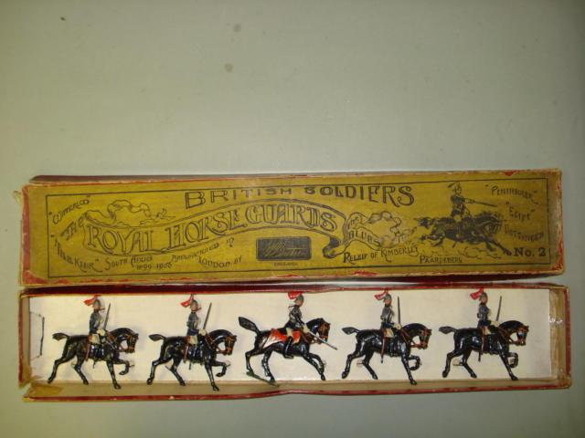 Britains set 2, Royal Horse Guards 5