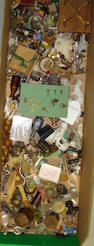 Collection of dolls house miniatures lot