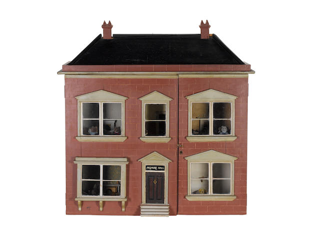 Ardmore Hall - The Teddy Bear Museum's Victorian Dolls' House