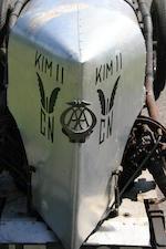 G.N. 1,086cc V-Twin Cyclecar  -  'Kim II'