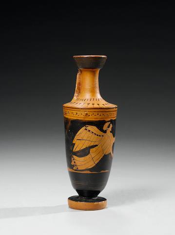 An Attic red-figure lekythos