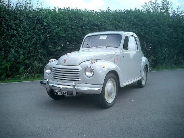 1953 Fiat 500C 'Topolino'  Chassis no. 420572
