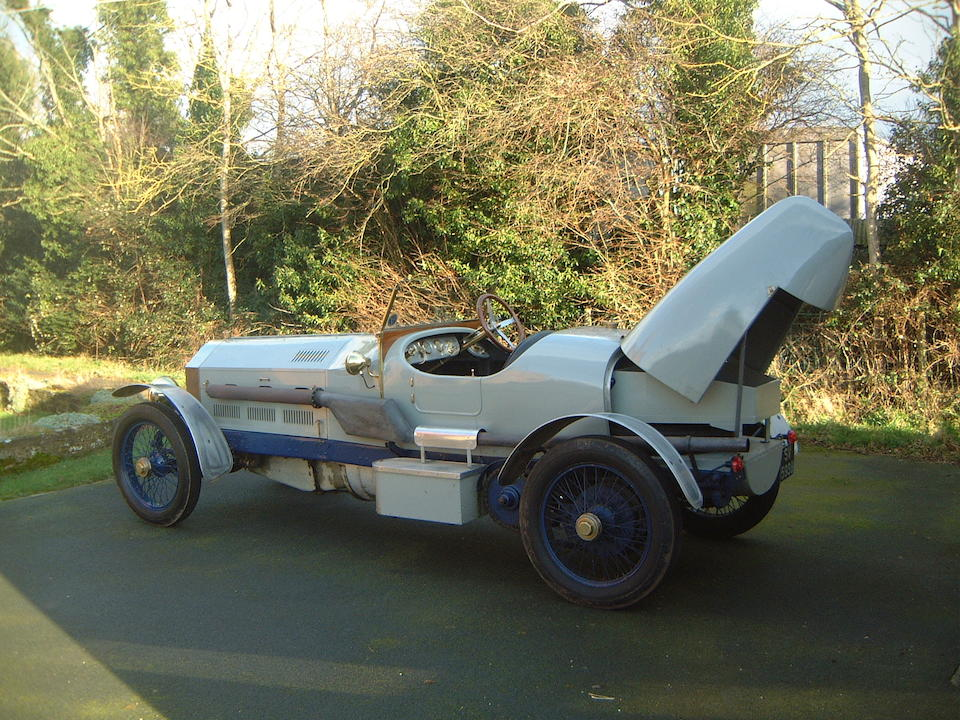 1916 American-LaFrance 14-Litre Roadster  Chassis no. 3652 Engine no. 567