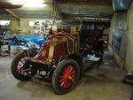 1905 Renault 14/20 Tourer  Chassis no. 4680 Engine no. 1042