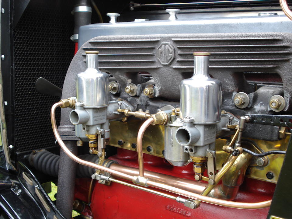 1932 MG F2 Magna Sports  Chassis no. F1430 Engine no. 1678