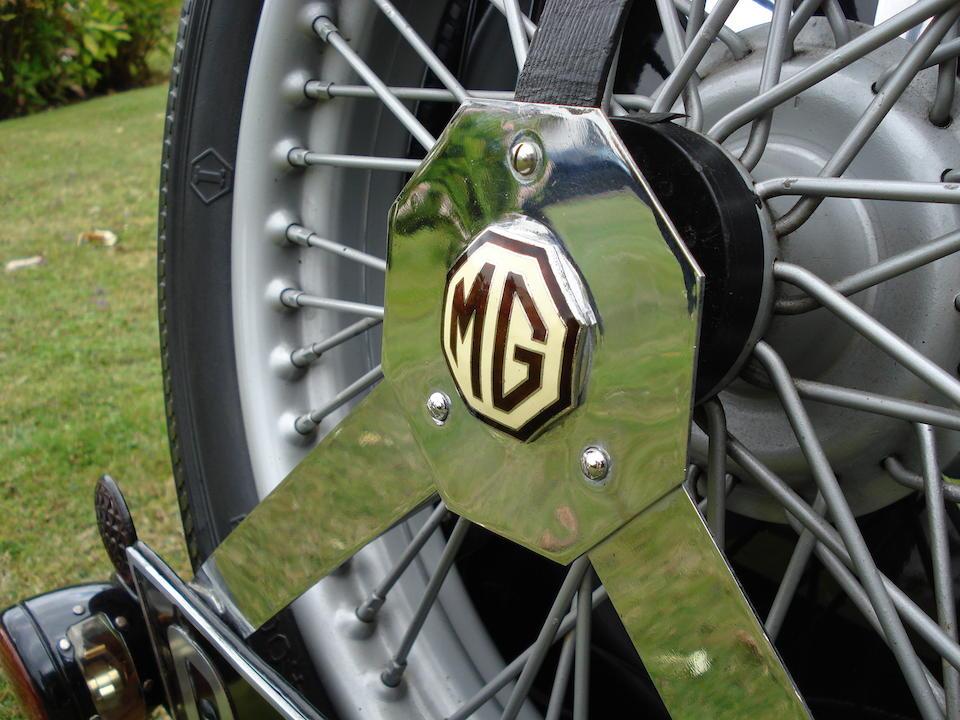 1932 MG F2 Magna Sports  Chassis no. F1430 Engine no. 1678