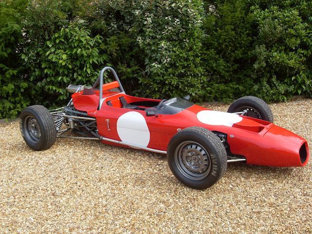 1971 Merlyn Mk20A Formula Ford 1600 Single-Seater