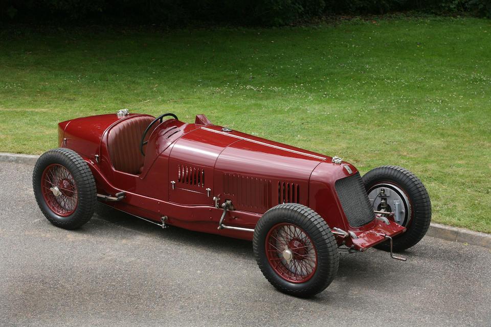 Bonhams : Ex-A.J. Lees,1931-Type Maserati Tipo 8C-2800 Two ...