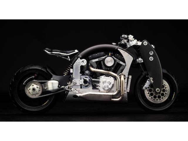 2007 Confederate B120 Wraith  Frame no. 1C9SB29008B908008