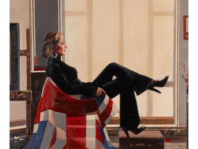 Jack Vettriano, OBE Hon LLD (British, born 1951) 'Olympia', 2008