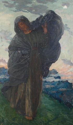 Walter Crane (British, 1845-1915) Winter