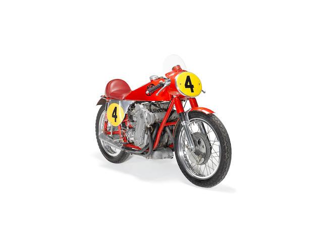 1962 Marsh 495cc MR4 Racing Motorcycle