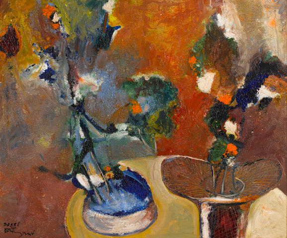 Sadanand K. Bakre (India, 1920-2007) Still Life