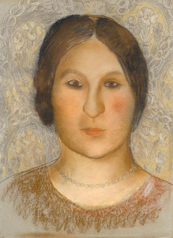 Pavel Tchelitchew (Russian, 1898-1957) 'Raissa'