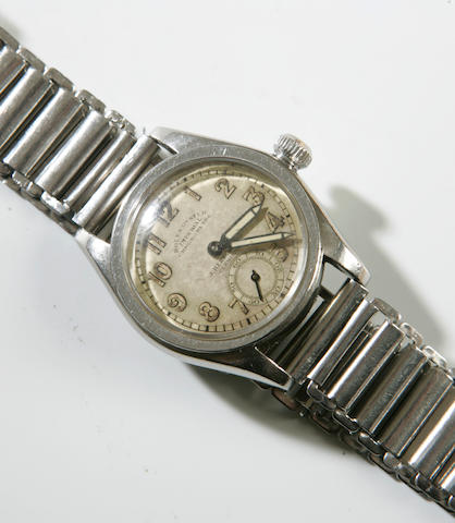 A gentleman's wristwatch, by Rolex