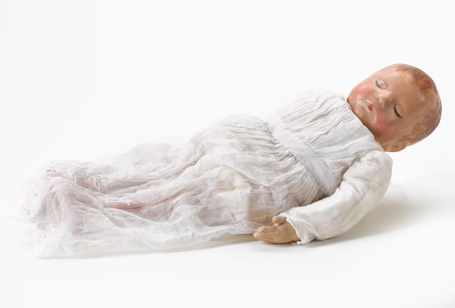 'Traumerchen' Kathe Kruse sand baby, German circa 1930
