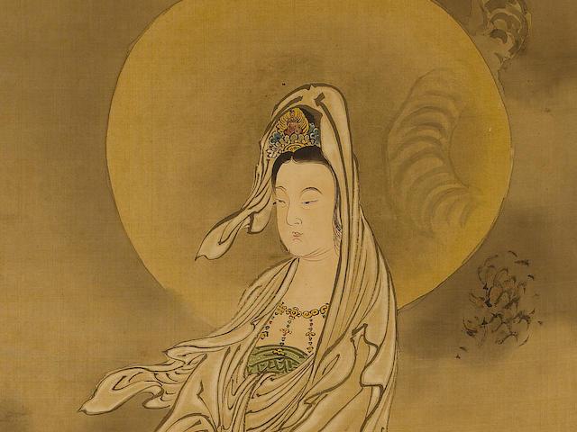 Kawanabe Kyosai (1831-1889) Circa 1886