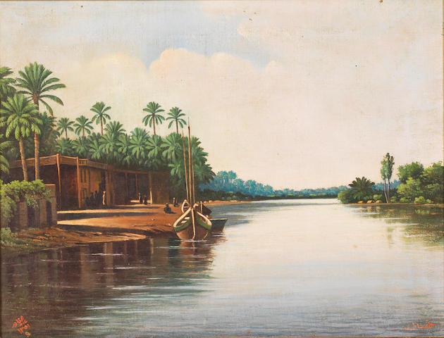 Al Rassam- River scene