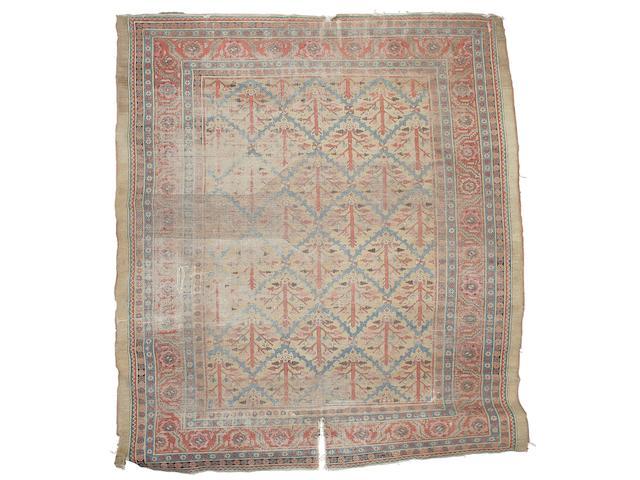 A Bakshaish carpet West Persia, 10 ft x 8 ft 10 in (305 x 270 cm) some wear