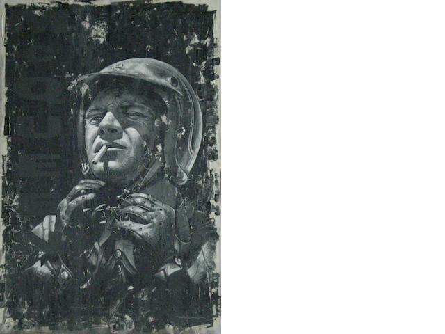 Tony Upson, 'Steve McQueen',