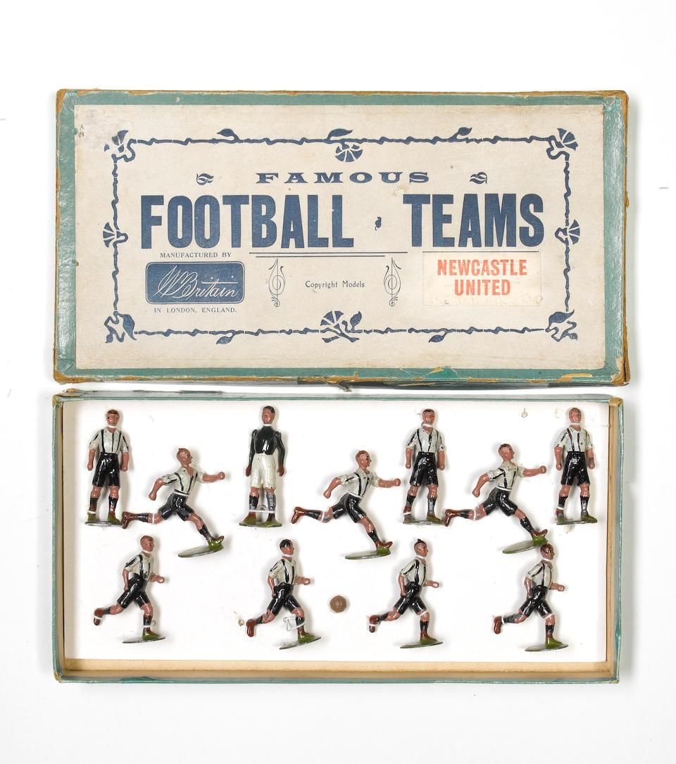 Britains Famous Football Teams, Newcastle United  12