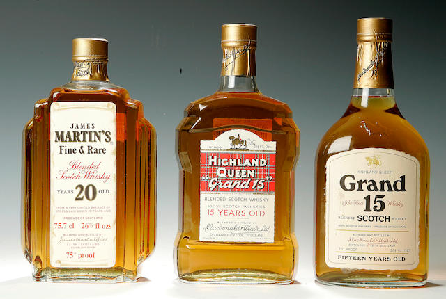 James Martin's Fine & Rare-20 year oldHighland Queen Grand 15-year old  (2)