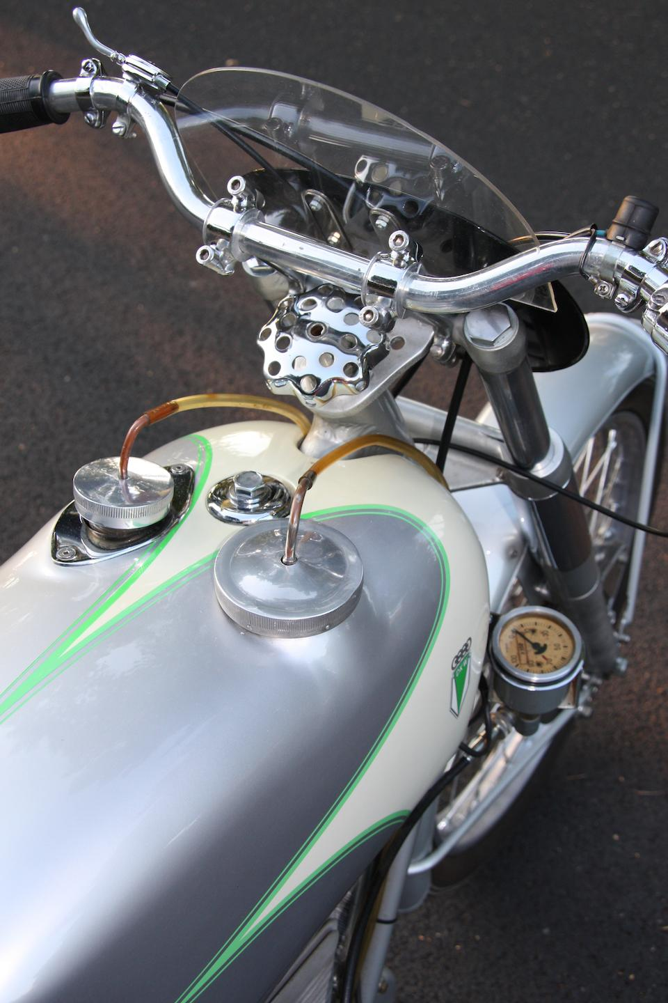 The ex-Kurt Kuhnke,1937 DKW 250cc Supercharged Racing Motorcycle  Frame no. 260 710