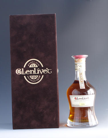 The Glenlivet-50 year old-1948