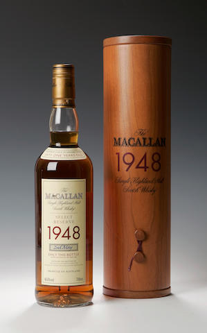 The Macallan Select Reserve -51 year old -1948