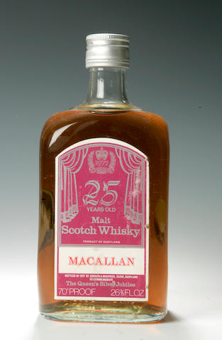 Macallan Silver Jubilee-25 year old