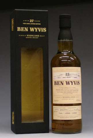Ben Wyvis -27 year old -1972