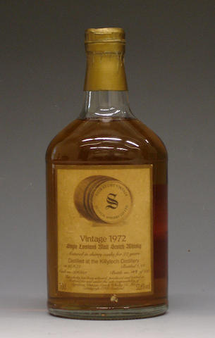 Killyloch-22 year old-1972