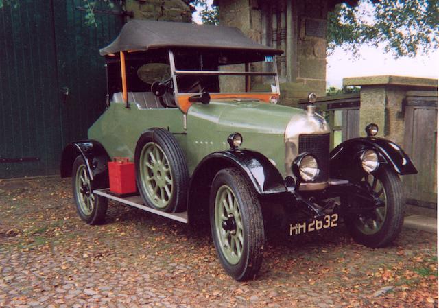 1925 Morris Cowley Bullnose,