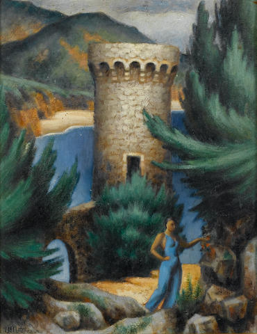 Jean Metzinger (French, 1883-1956) Tossa de mar