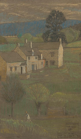 Joseph Edward Southall (British, 1861-1944) Painswick