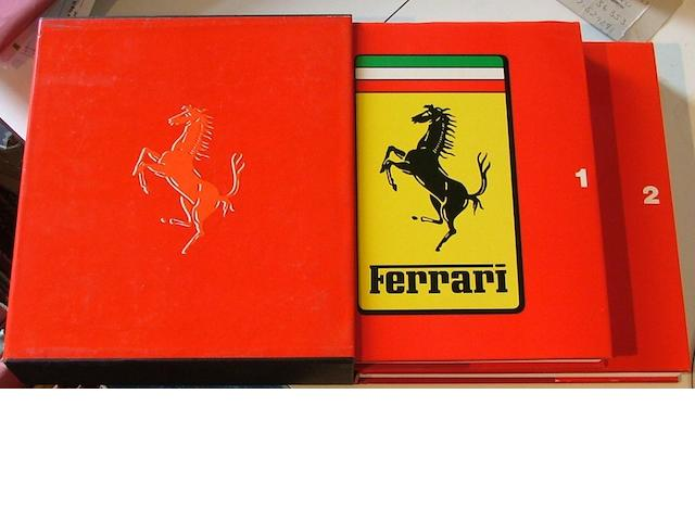 Ferrari Catalogue Raisonne 1946-89,