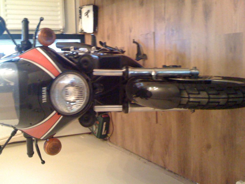 Bonhams : 1983 Yamaha RD350 LCII Frame no  31K 006903 Engine no  31K