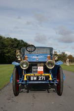 1904 Wolseley 8hp Twin-Cylinder Four/Five-Seater Rear-Entrance Tonneau  Chassis no. 930 Engine no. E 930