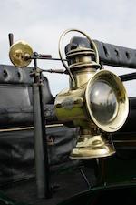 1901 De Dion Bouton 4½hp vis-à-vis Voiturette, Chassis no. 372 Engine no. 4185