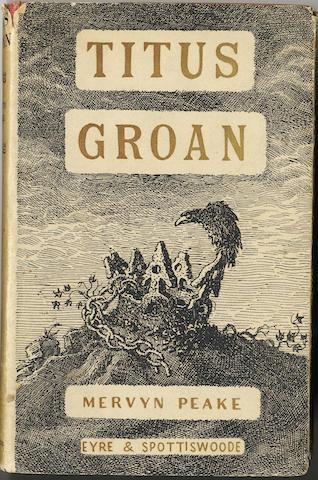 PEAKE (MERVYN) Titus Groan