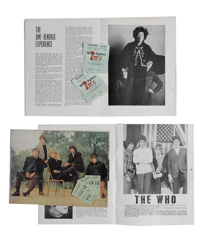 A collection of Rolling Stones/Beatles and other memorabilia, 1960s,