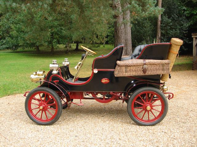 1904 Cadillac 6½hp Model 'A' Four-Seater Rear-Entrance Tonneau  Engine no. 2913