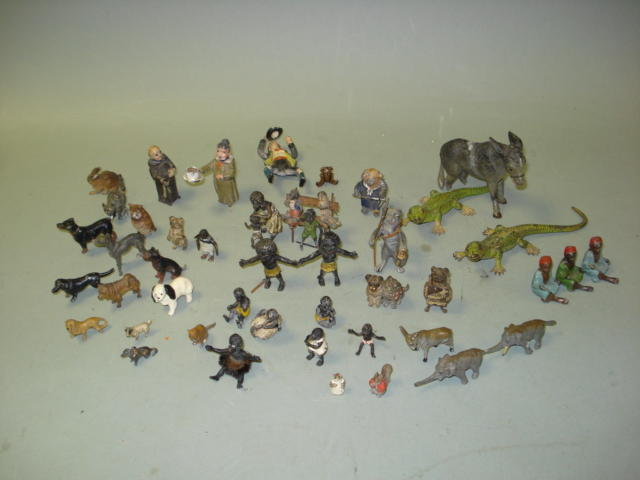 Bronze and other Novelty Figures 47